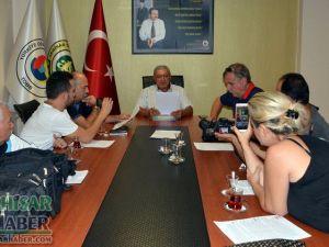 Eski Belediye Başkanı Hüsnü Kahraman'dan flaş açıklamalar