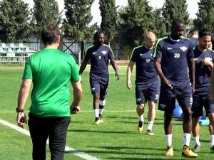 Teleset Mobilya Akhisarspor, Fenerbahçe hazırlıkları Okan Buruk Röportaj