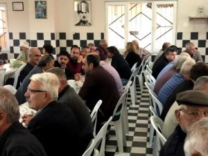 Cem Evi Akhisar Şubesinde Aşure etkinliği