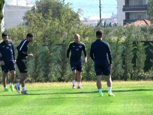 Süper Lig, Teleset Mobilya Akhisarspor, Trabzonspor, hazırlıkları, Okan Buruk, Kaptan Caner Osmanpaşa röportaj