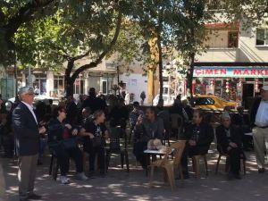 CHP Akhisar İlçe Teşkilatından geleneksel aşure hayrı