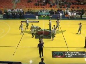 Türkiye 1. Basketbol Ligi Akhisar Belediyespor, Ankara DSİ maçını izle