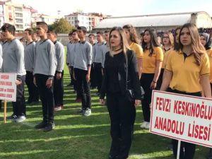 Akhisar'da Cumhuriyet Bayramının 94.yılı kutlandı