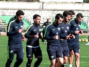 Teleset Mobilya Akhisarspor, Alanyaspor maçı hazırlıklarını sürdürüyor, Okan Buruk açıklamalar