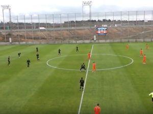 U21 Medipol Başakşehir, Teleset Mobilya Akhisarspor (1-2) 28 Ekim 2017