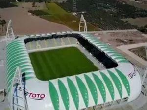 Spor Toto Akhisar Belediye Stadyumu 1 Kasım 2017