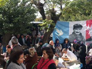 DSP Akhisar İlçe Teşkilatı Eski Başbakan Ecevit'i lokma dökerek andı