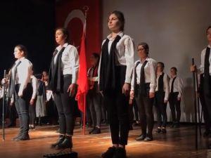 Akhisar Zeynep Gülin Öngör MTAL 10 Kasım resmi programı