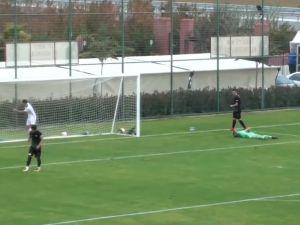 Altınordu, Teleset Mobilya Akhisarspor hazırlık maçı özeti