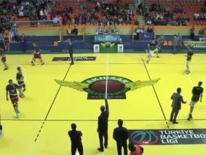 Akhisar Belediyespor, Bahçeşehir Koleji, Basketbol müsabakası, 11 Kasım 2017