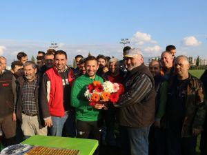 T.M. Akhisarspor'da Yeni Malatyaspor hazırlıkları başladı