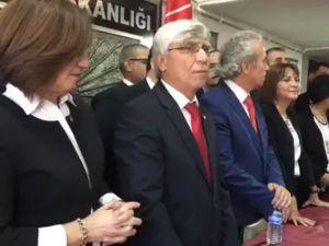 CHP'de İsmail Şahin yeniden başkan adayı oldu