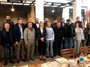 Pınar Güney, Akhisar Lokantacı, Köfteci ve Tatlıcılar Esnaf Odası Başkanlığına adaylığını açıkladı