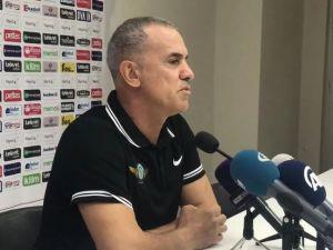 T.M. Akhisarspor Teknik Direktör Yardımcı İrfan Saraloğlu, Kayserispor mağlubiyetini değerlendirdi