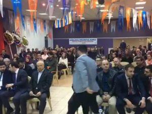 AK Parti Akhisar gençlik kolları seçimi yapıldı