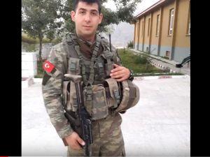 Şemdinli'deki çatışmada Akhisarlı asker yaralı düştü