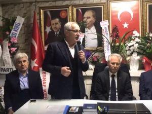 AK Partili Milletvekillerinden Akhisar İlçe Teşkilatına ziyaret
