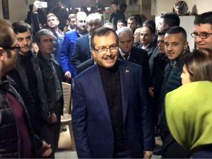 TBMM KİT Komisyon Başkanı ve AK Parti Manisa Milletvekili Uğur Aydemir, AK Parti Akhisar İlçe yeni yönetimini tebrik etti