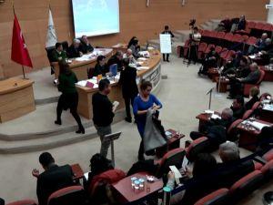 Akhisar Belediyesi 2018 yılı Ocak ayı olağan meclis toplantısı