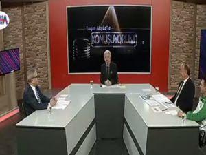 Engin Akyüz ile konuşuyorumun bu haftaki konusu Akhisarspor nereye gidiyor?