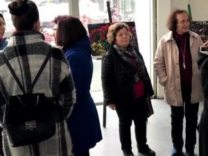 CHP Akhisar İlçe Teşkilatından Uğur Mumcu Sergisi