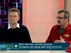 Engin Akyüz ile Konuşuyorumun bu haftaki konuğu Akhisar Belediyespor Briç takımı oldu