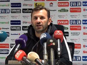 Spor Toto Süper Lig Teleset Mobilya Akhisarspor, Bursaspor maçı ardından