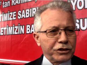 AK Parti Akhisar İlçe Teşkilatından Zeytin Dalı Harekatı Şehitleri Ruhuna Lokma Hayrı