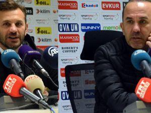 T.M. Akhisarspor A. Konyaspor maçı ardından