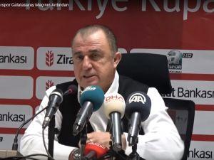 Teleset Mobilya Akhisarspor Galatasaray Maçının Ardından