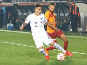 ZTK Yarı Final Spor Toto Akhisar Belediye Stadyumu T M  Akhisarspor Galatasaray 1 2