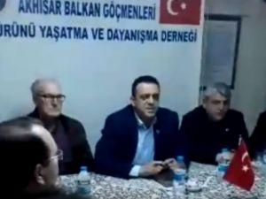 Akhisar Balkan Göçmenleri Derneği Başkanı Tunay Gül, çifte vatandaşlık hakkında bilgiler verdi