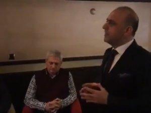 Akhisar TSO Başkanı ve Adayı Abdurrahman Yılmaz ekibini tanıttı