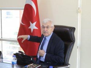 Medeniyet Söyleşisinin bu haftaki konuğu Prof Dr Ahmet Güner Sayar