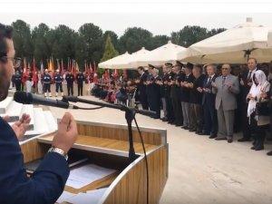 Akhisar'da Çanakkale Zaferinin 103 yılı ve Şehitler Günü programları