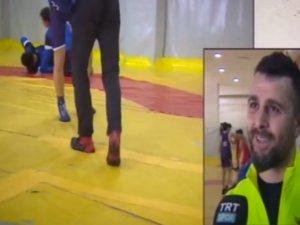 TRT Salto Programı 64.Bölüm Akhisar Belediyespor Güreş Takımı tanıtımı