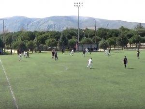 U17 T.M. Akhisarspor, M. Başakşehir (1-4)