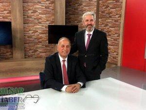 KonuşuYORUM programının konuğu Mehmet Ali Erdayıoğlu oldu