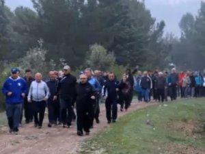 Akhisar Belediyesi Zinde Yaşam Kulübü Doğa Yürüyüşü 8 Nisan 2018 tarihli programı