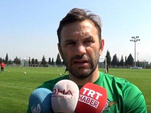 T M Akhisarspor, Beşiktaş maçı hazırlıklarına başladı