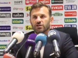 T.M. Akhisarspor, Beşiktaş maçı ardından