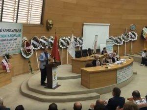 AK Parti Akhisar İlçe 5.Kadın Kolları Olağan toplantısı yapıldı