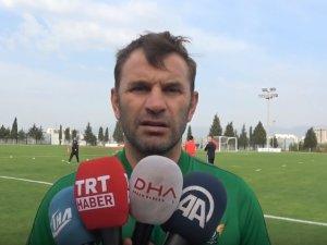 Teleset Mobilya Akhisarspor Göztepe maçı hazırlıklarına başladı