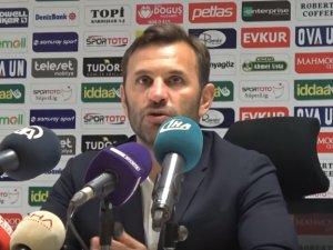 Teleset Mobilya Akhisarspor, Göztepe maçı ardından