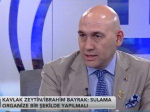 Akhisar Ticaret Borsası Başkanı Alper Alhat, İş Dünyası programının canlı yayın konuğu oldu