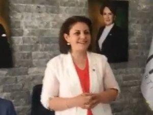 Aslı Öz, İYİ Parti'den milletvekili aday adaylığını açıkladı