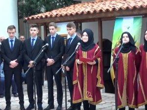 559. Çağlak Festivali, Bosna Hersek Travnik Şehrinden gelen Elçi İbrahim Paşa Medresesi İlahiler