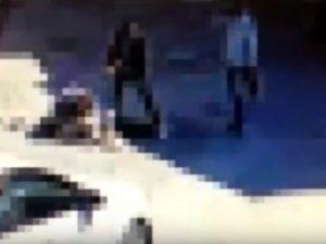 Akhisar'daki Çifte cinayet güvenlik kameralarına böyle yansıdı