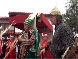 559. Çağlak Festivali Şeyh İsa Anma Töreni