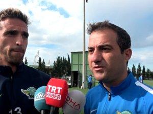 Ziraat Türkiye Kupasını kazanan Teleset Mobilya Akhisarspor, ara vermeden Kayserispor maçı hazırlıklarına başladı